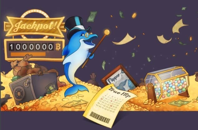 True Flip Lottery description
