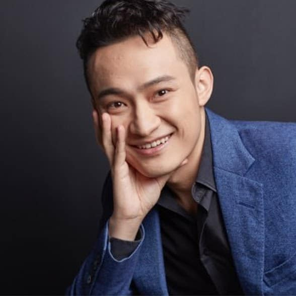 TRON's CEO Justin Sun Reveals Two Of The Cryptocurrencies He Holds And They're Quite Surprising