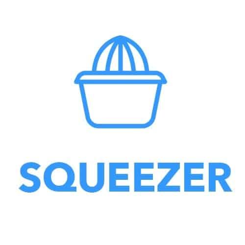 Squeezer logo