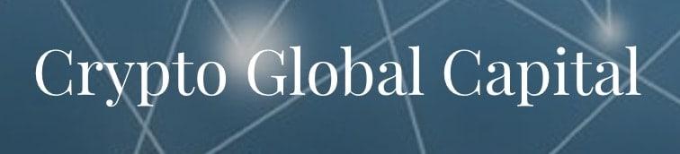 Cryptoglobal cap logo