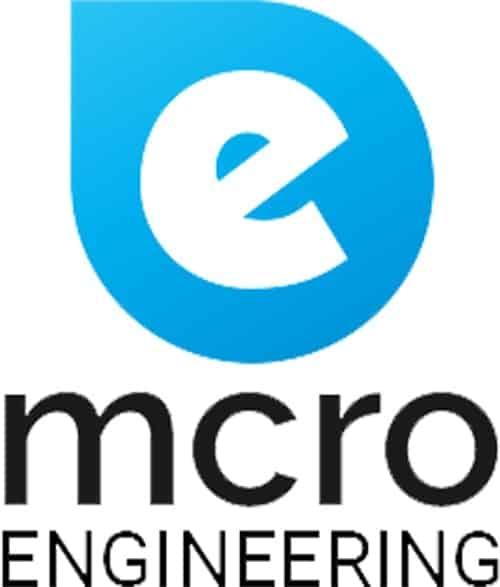 mcro engineering logo