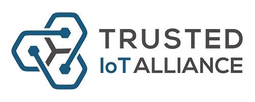 TrustedIoT logo