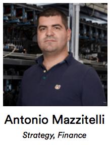 Antonio Mazzitelli
