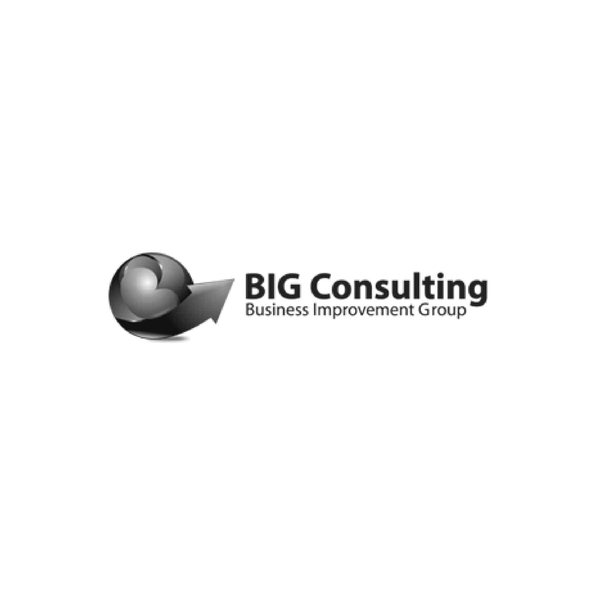 BIG consulting logo