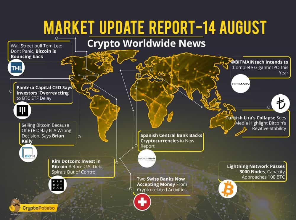 Market Update Report August.14 | When Moon