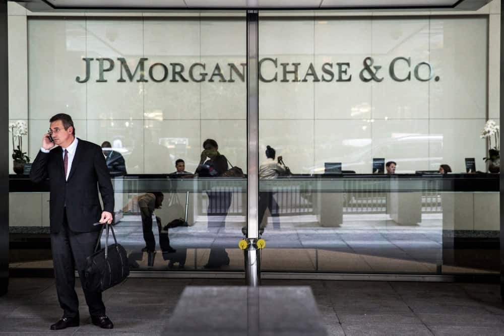 JP Morgan Chase and Co