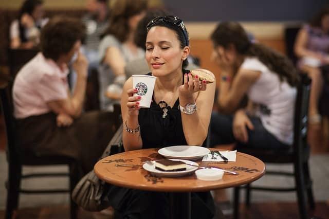 Starbucks ve Kripto