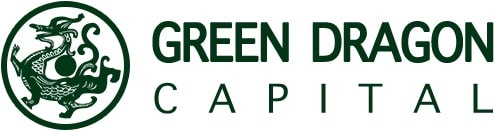 Green dragon logo