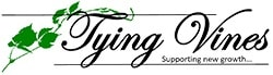 tying vines logo