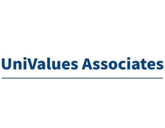 UniValues Associates logo