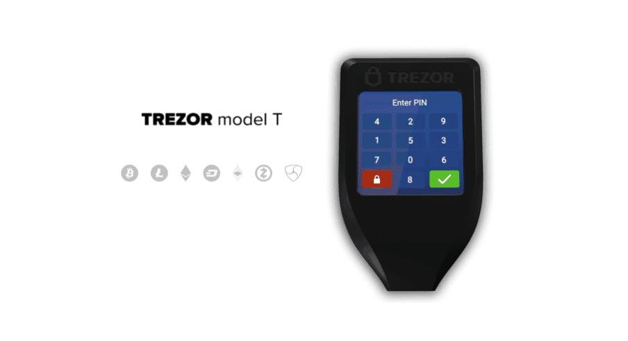 TREZOR-T-model