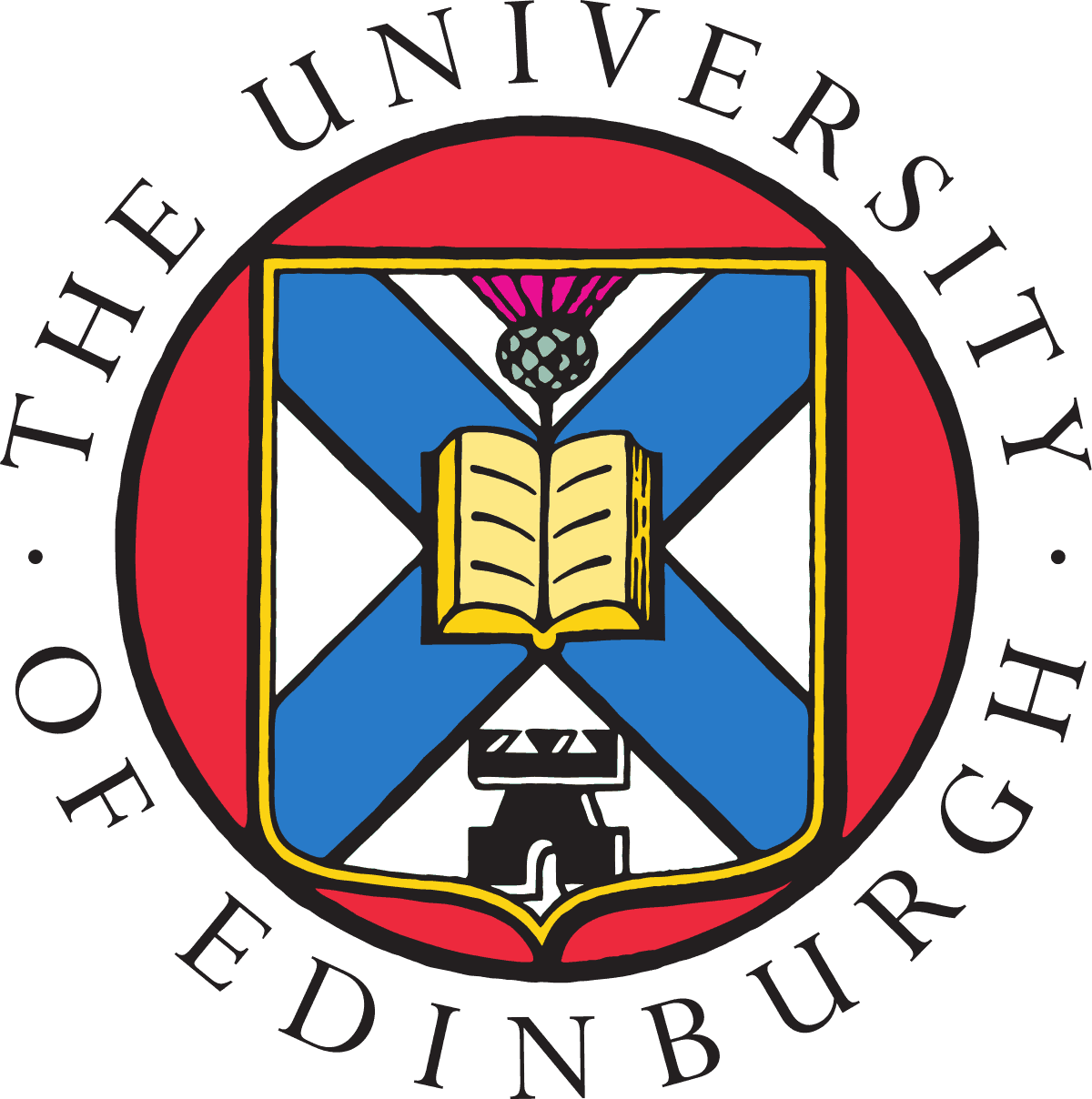 University of Edinburgh Logo-min