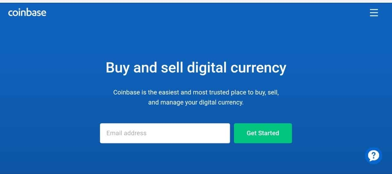 Coinbase Getting Started