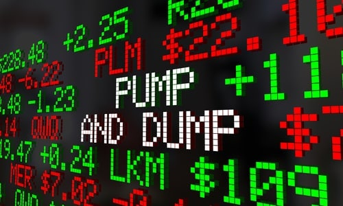 New study reveals: 4.818 Crypto Pump and Dump Patterns recorded in just 6 months