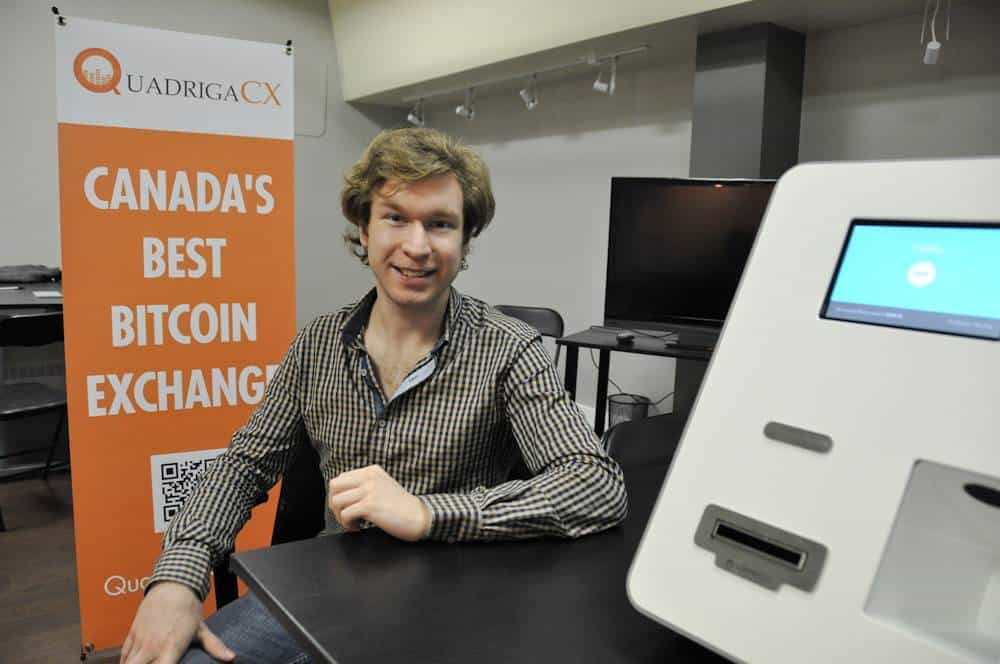 Millions in cryptocurrencies frozen after Canadian founder's death