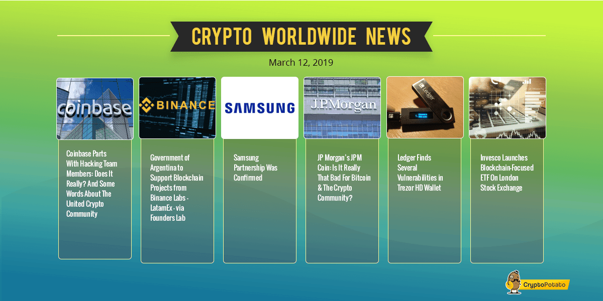 Crypto Market Update Mar.12: A New Altcoin Season? The Wide-spreading Exchanges Based Token Sales And More
