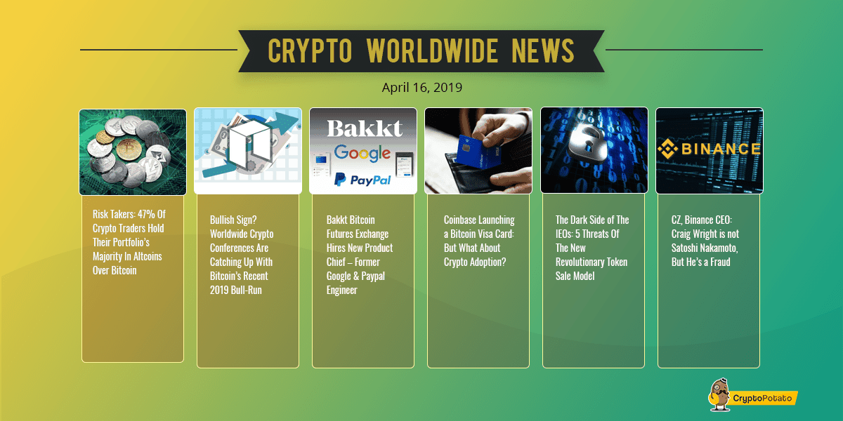 Crypto Weekly Update: Craig Wright, BCH-SV Binance Delisting and BTC Struggles For $5K