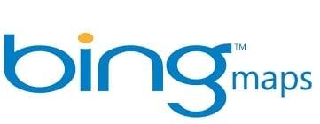bing maps logo