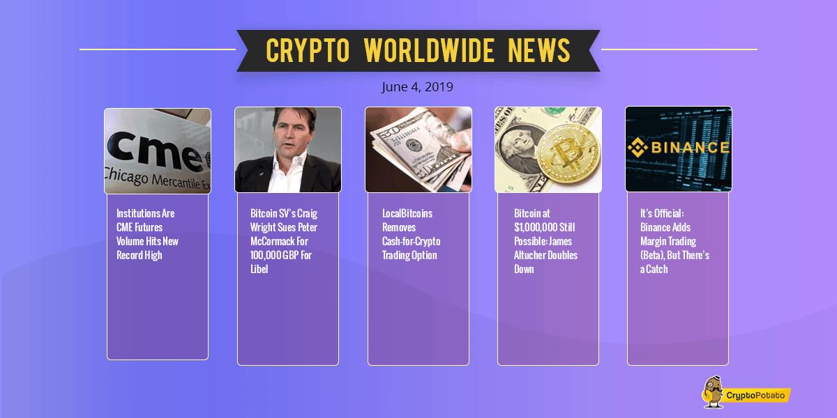 Crypto Weekly Market Update: The Sudden Bitcoin Drop Below $8,000