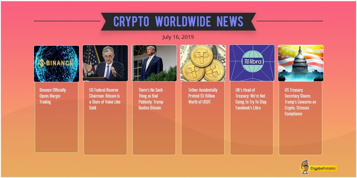 The Red Week: Bitcoin Drags The Entire Cryptocurrency Market Down – Weekly Crypto Market Update Report