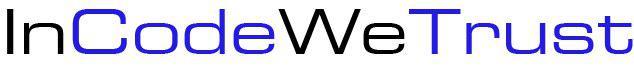 incodewetrust logo