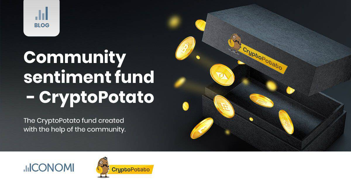 Exclusive: CryptoPotato Launches Crypto Fund in Cooperation With ICONOMI