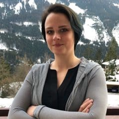 Anastasia Bogdanova - DIVO - Team Member