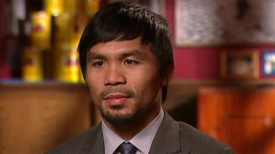 Manny Pacquiao To Launch His Celebrity PAC Token on GCOX IEO Platform