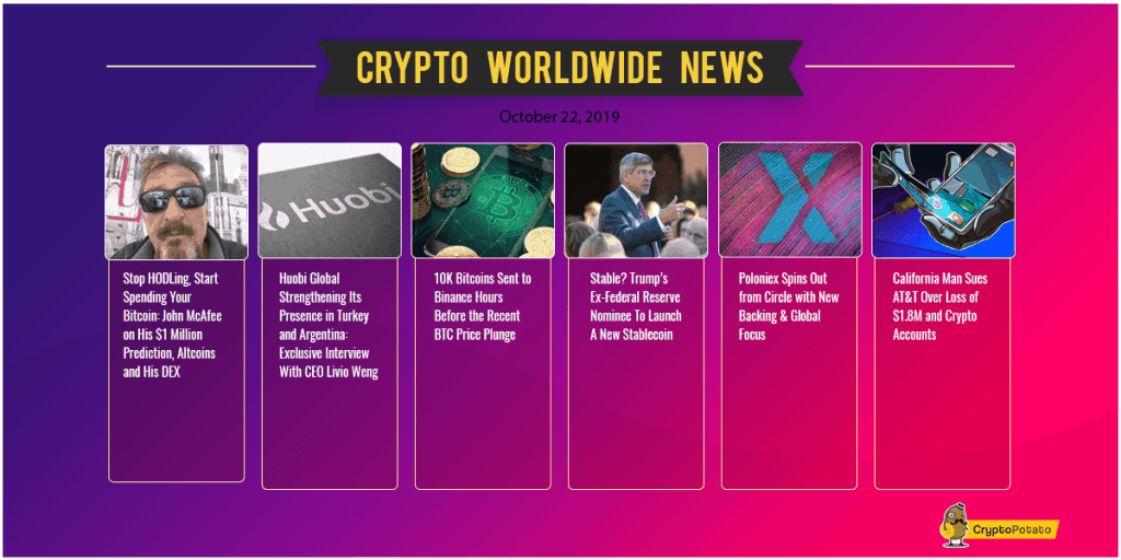 Weekly Crypto Market Update: The Calm Before the Bitcoin Storm?