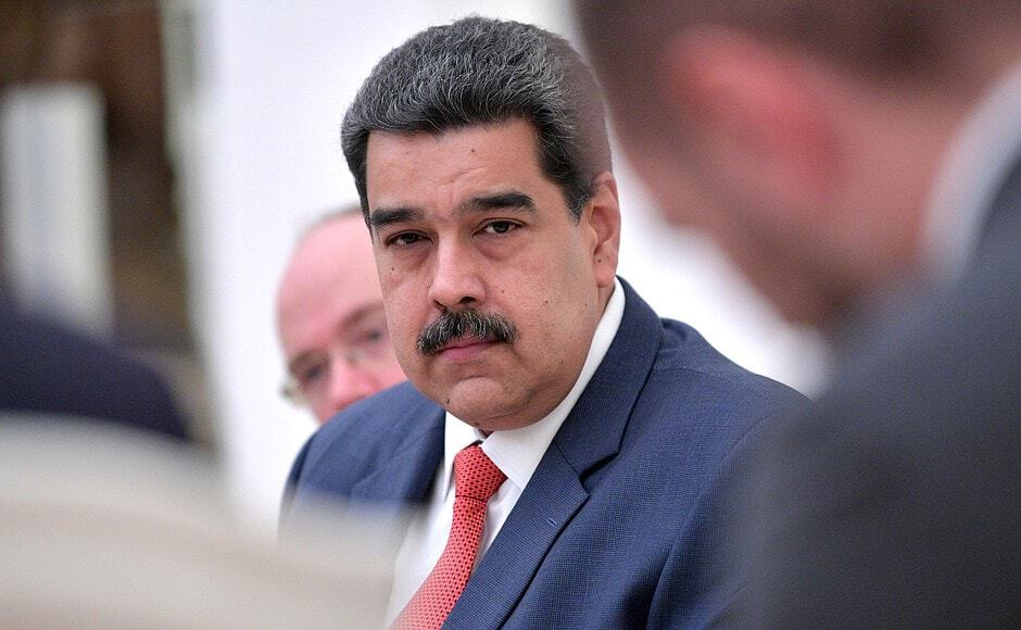 US DOJ Alleges Venezuelan President Maduro Used Cryptocurrency To Cover Drug Operations