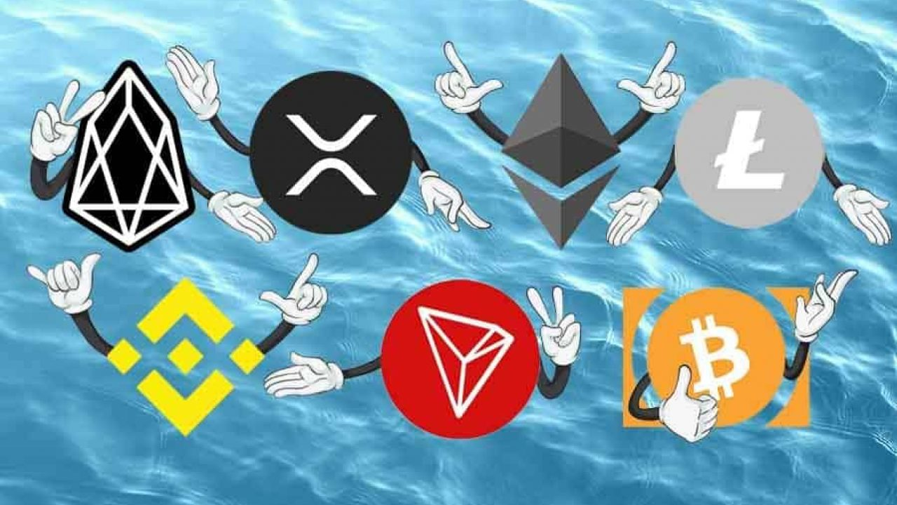 chain link cryptocurrency price