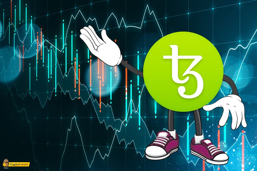 Tezos Price Analysis: At $1,56 XTZ Is Now The 11th Largest Cryptocurrency
