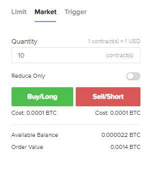 Market Order basefex