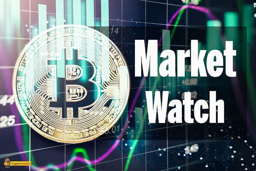 Tether (USDT) Is Now The 4th Top Crypto As Market Cap Falls Below $200 Billion: Monday Market Watch