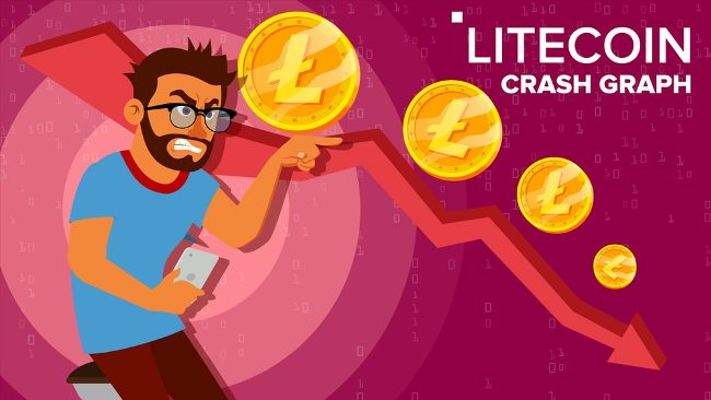 Following Litecoin's Halving, The LTC Hash Rate Crashing 70% To Its Yearly Low