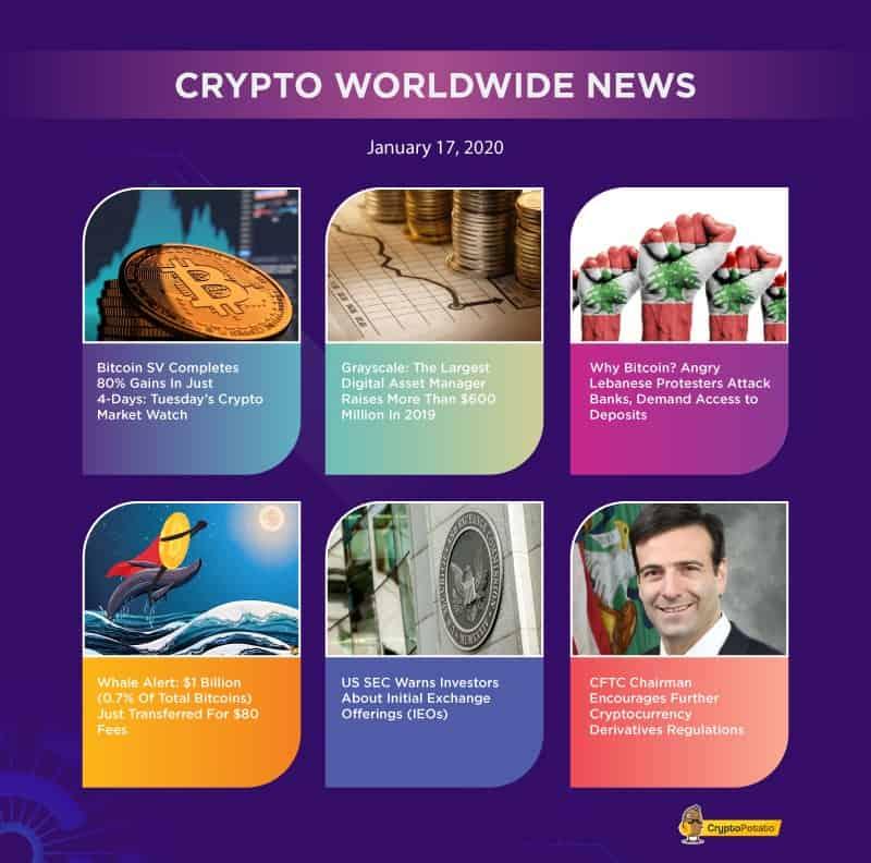 Crypto-post