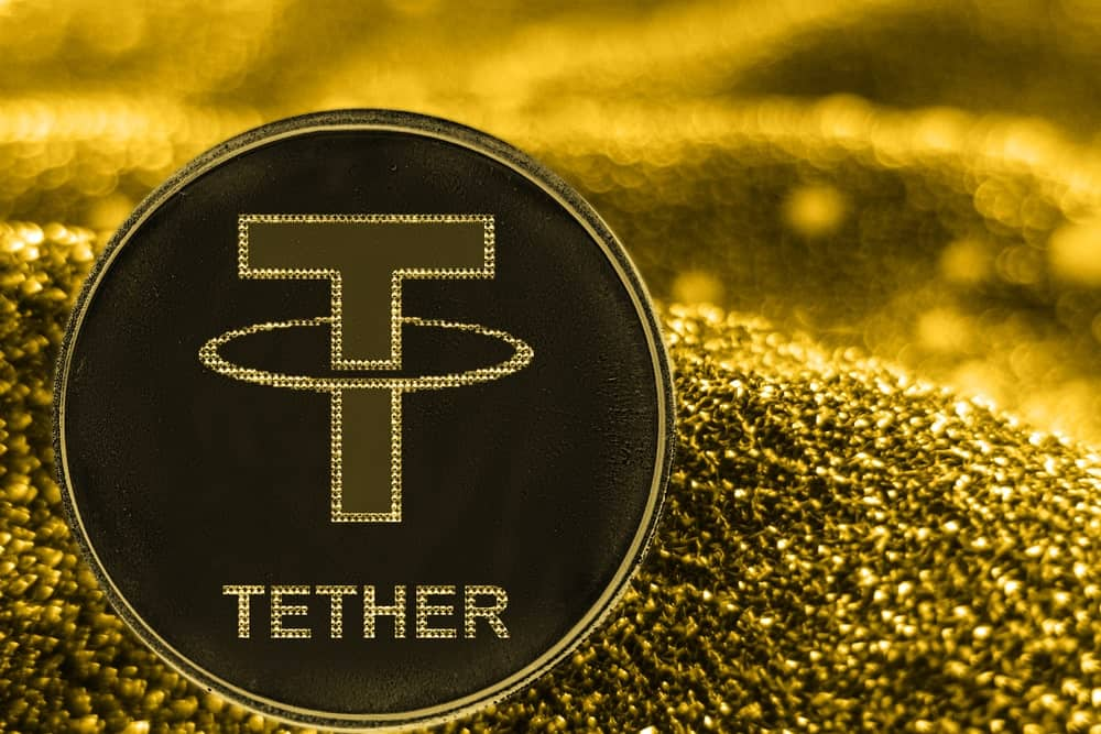 Tether Launches Gold-Backed Stablecoin On Ethereum And Tron