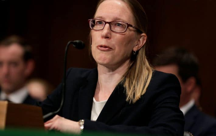 SEC's Hester Peirce Urges for Crypto Regulations as Institutional Interest Piles
