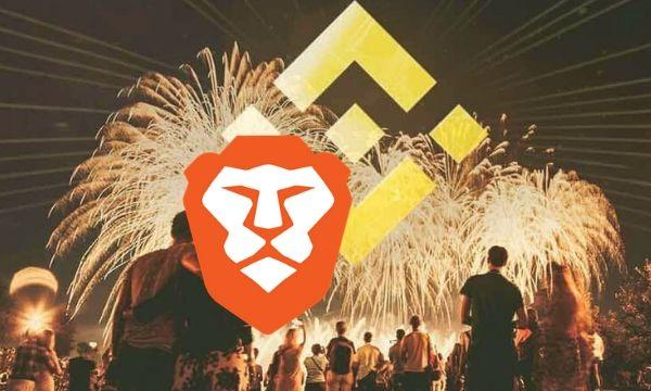 You Can Now Buy Crypto While Surfing: Binance Partners With Brave For Browser-Based Cryptocurrency Trading
