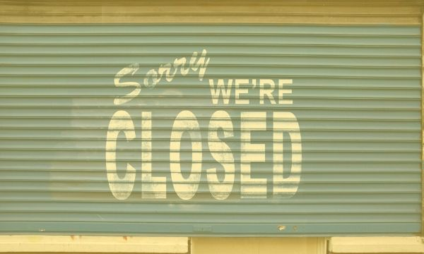 First U.S. Bank Closes Down During The COVID-19 Pandemic, Bullish Case For Bitcoin?