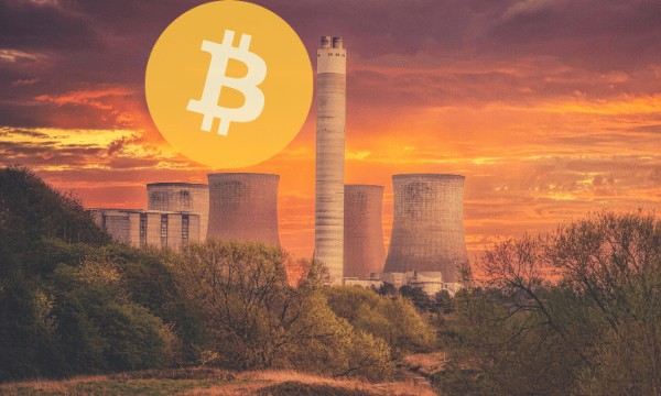 Ukraine Might Use Excess Electricity From Nuclear Power Generation For Cryptocurrency Mining