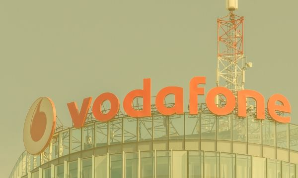 Global Telecom Vodafone Teams Up With a Blockchain Firm on Renewable Energy Project