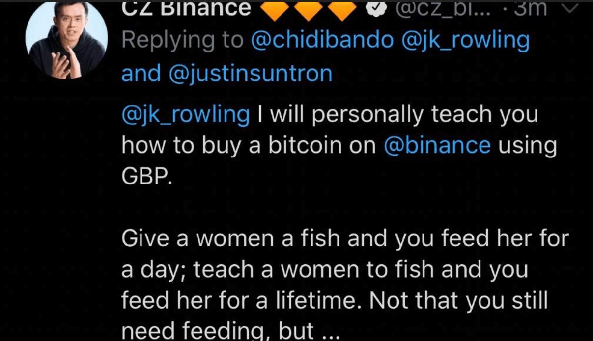 binance_cz_armstrong_rowling_Bitcoin