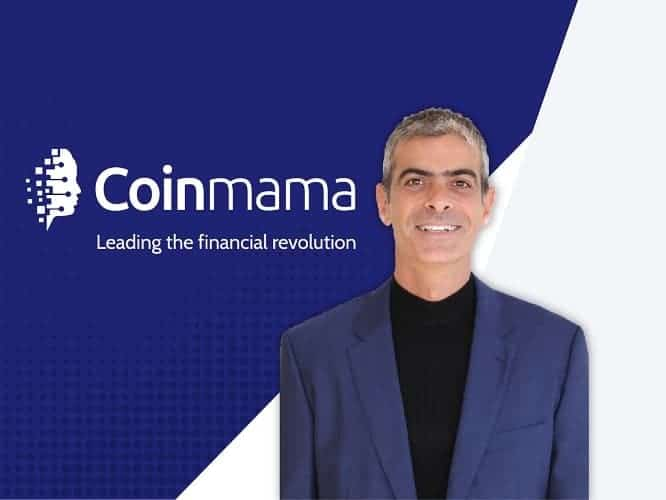 Coinmama Exchange Appoints IronSource's Sagi Bakshi As CEO