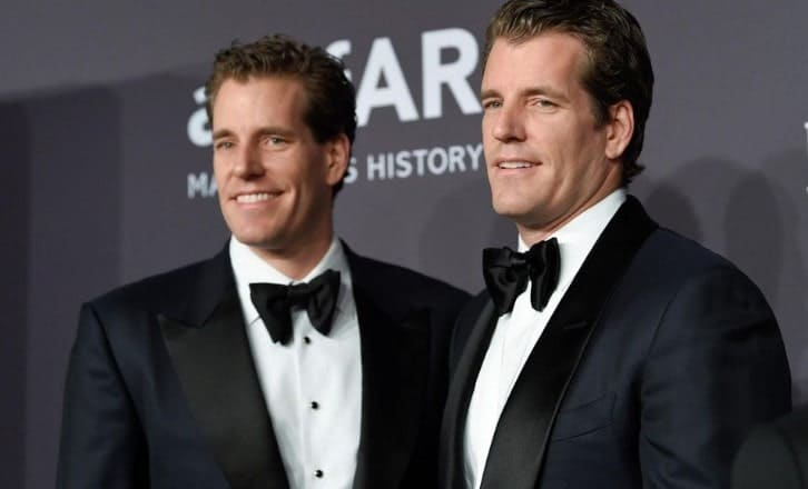Wall Street Is Where You End Up When You Can't Make it To Crypto, Winklevoss Responds To Goldman Sachs' Bitcoin Bash