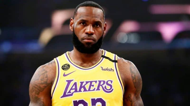 LeBron James. Source: Yahoo