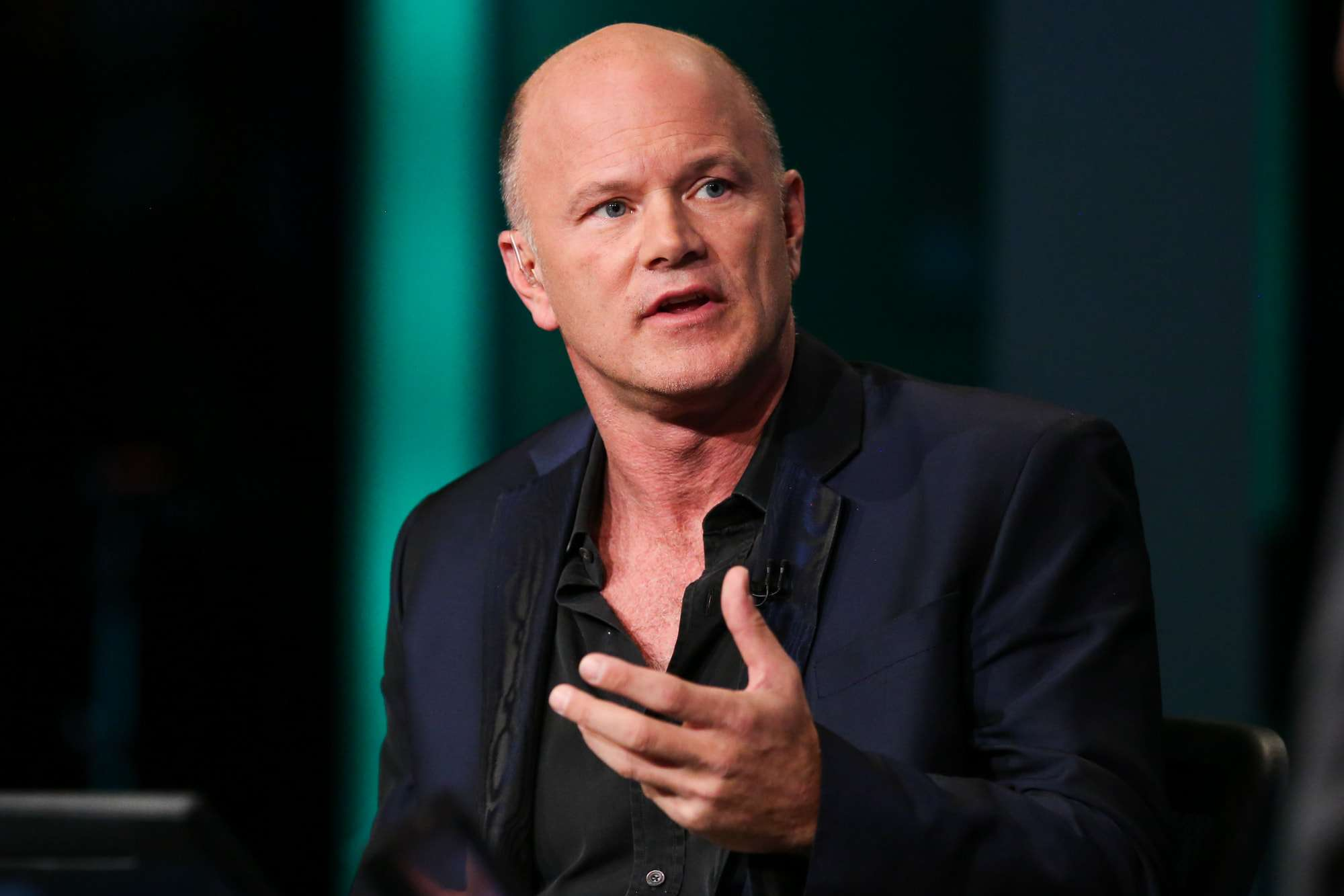 Mike Novogratz. Source: CNBC