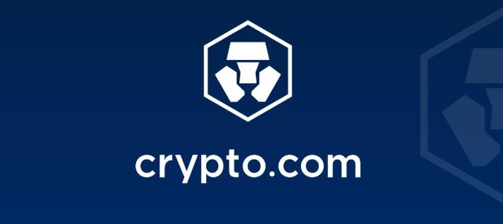 Crypto.com logo: Source: Crypto.com