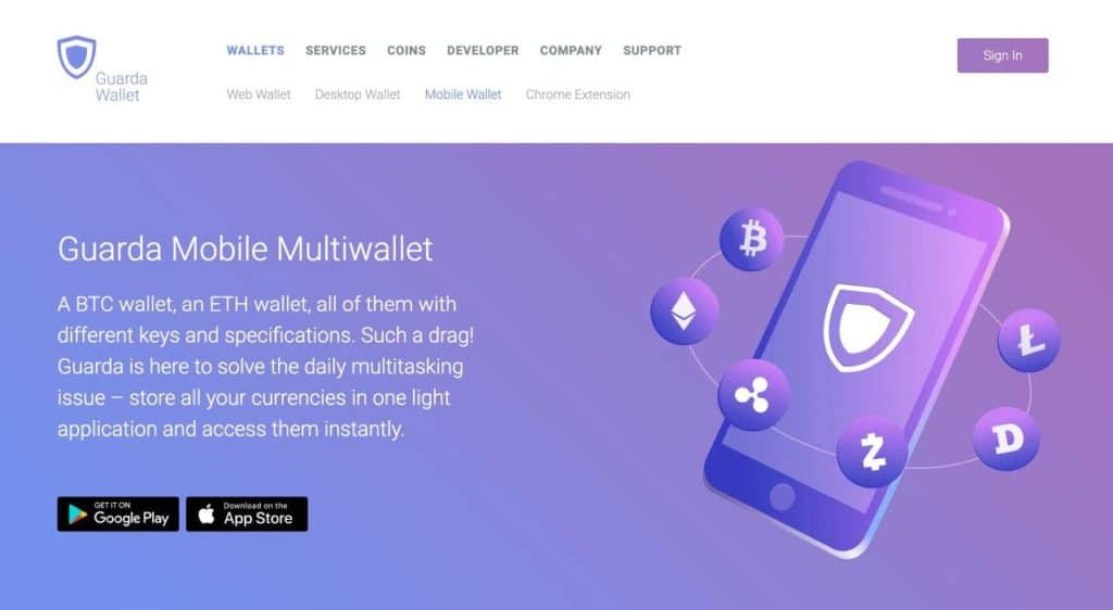 Guarda Wallet: Seamless User Experience And Superior Security