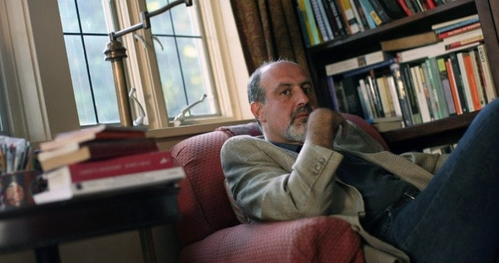 Black Swan Author Nassim Taleb Closes His Coinbase Account